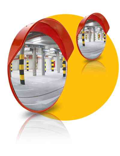 Convex-Mirrors