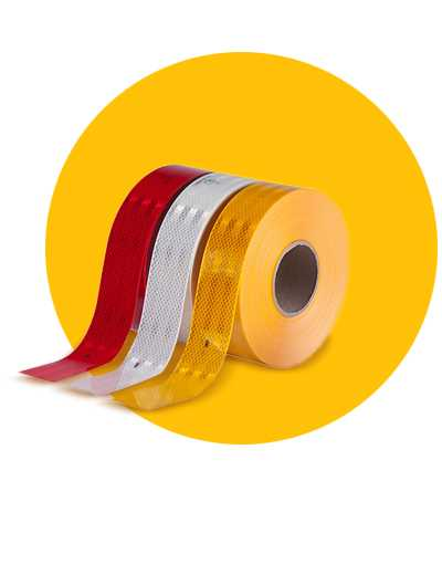 Vehicle-Reflective-Tape--Warning-Reflective-Tape
