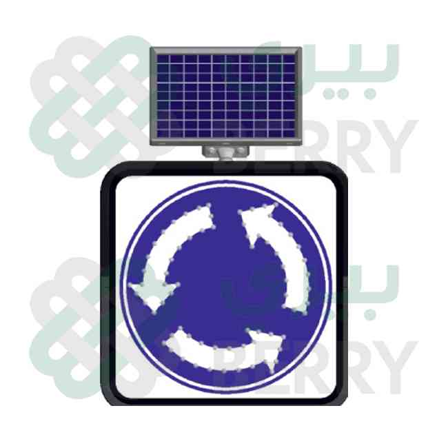 Solar Flasher 600x600 Crossing