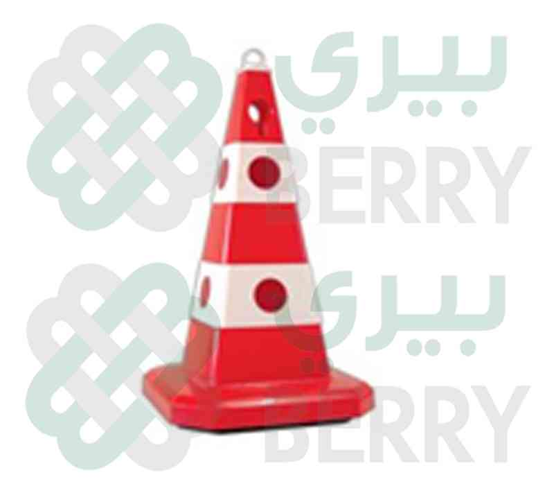 Ultra Traffic Cone 50 CM Red