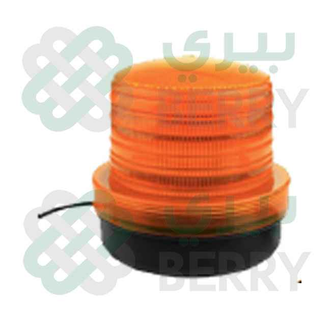 Rotating Warning Light 220V Orange