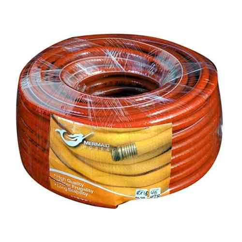 Gas & Air Hose 3/8×50M Orange