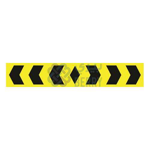 Warning Acrylic Sheet 5cmx90cm For Car