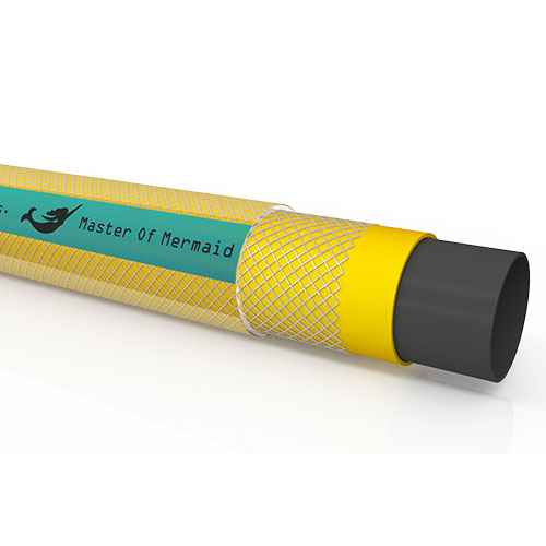 Reinforced 1/2 X 50M Yellow
