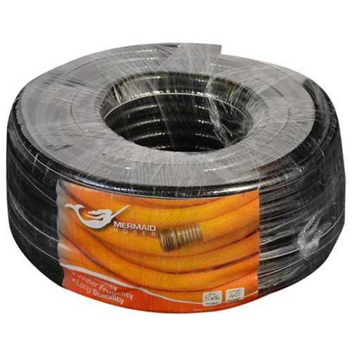 Air Hose 3/4'X30M(19 X 27 ) Black