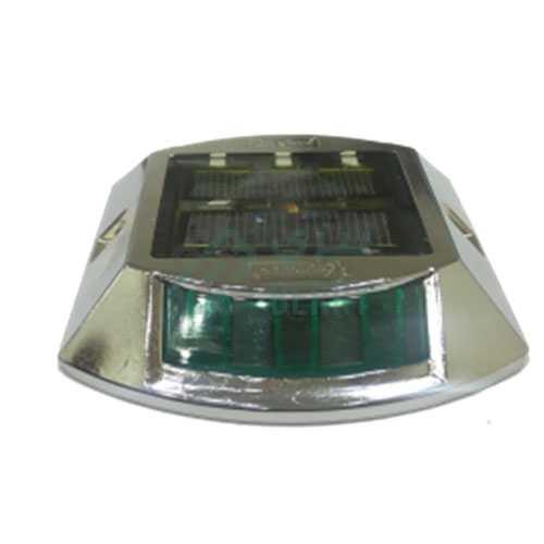 Solar Stud Green