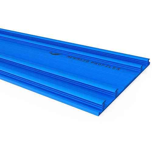 Ribbed Base Seal Blue 250x25m