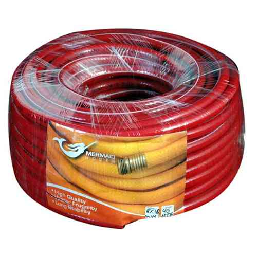Gas & Air Hose 8x15x40M Red