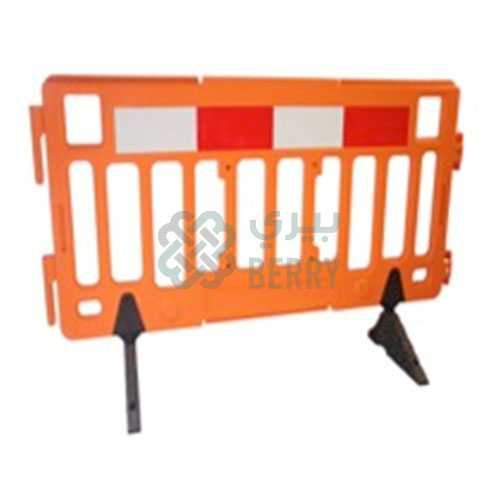 Safety Barricade 1.1 MTR Orange