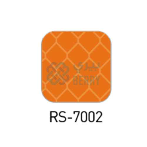 RS 7002 Reflective Orange 1.22M X 45.7
