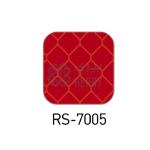 RS 7005 Reflective RED 1.22M X 45.7,