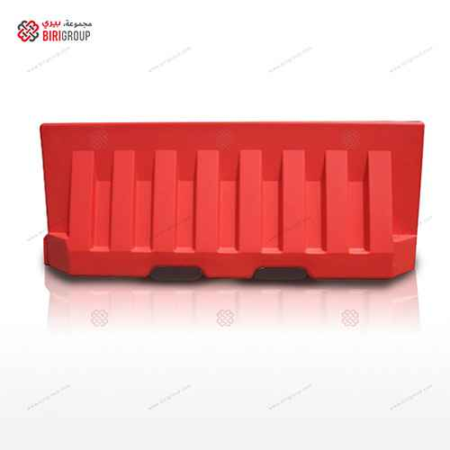 Water Barricade RED 2 MTR