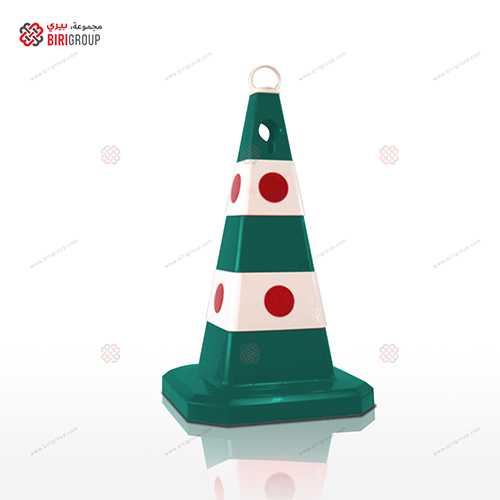 Ultra Traffic Cone 50 CM Green