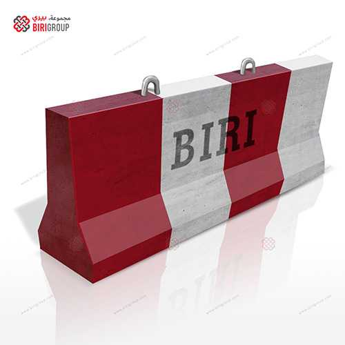 Concrete Barrier 1 Sided Compact