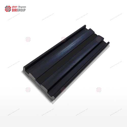 Wall Guard Rubber Black