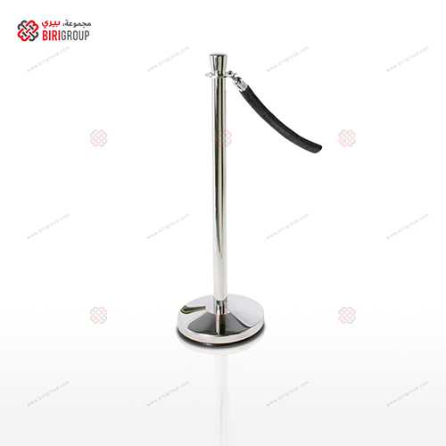 Crown Top SS Silver Barrier With Base