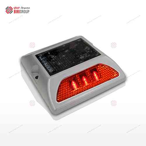 Aluminum Solar Light Red
