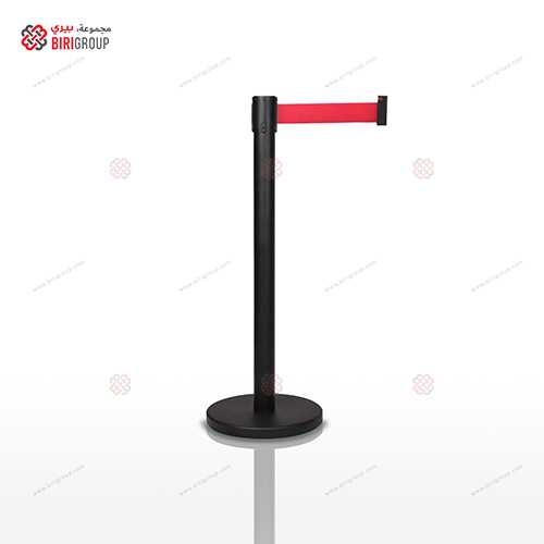 RED Belt SS Barrier Rubber Base|~~|