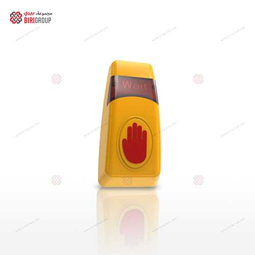 Pedestrian Touch Button
