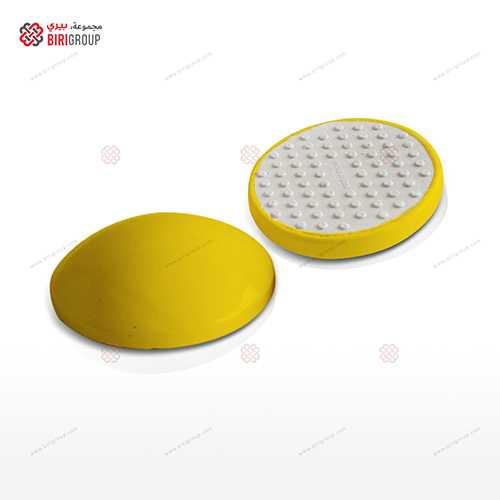 Ceramic Road Stud 10CM Yellow|~~|