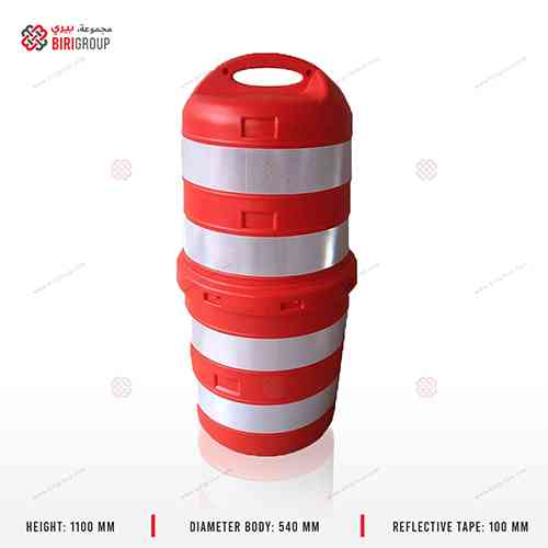 SAFETY DRUM 1.1M,