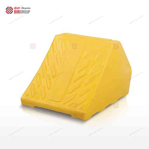 Wheel Chock Yellow Big