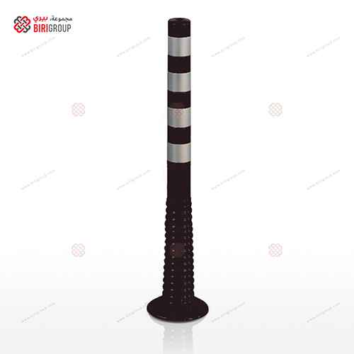 Delineator 100cm Black