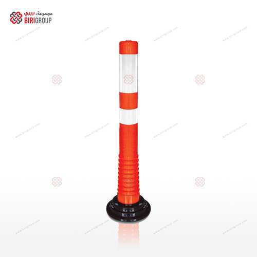 Glue Delineator 75cm Orange