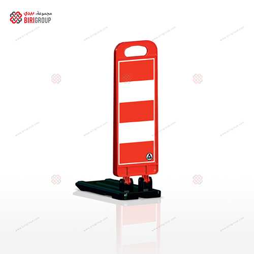 Foldable Delineator 75cm,عمود قابل للطي 75سم,