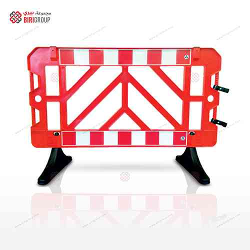 Safety Barricade 1500 × 1000 Red,حاجز حماية 1500×1000 12510