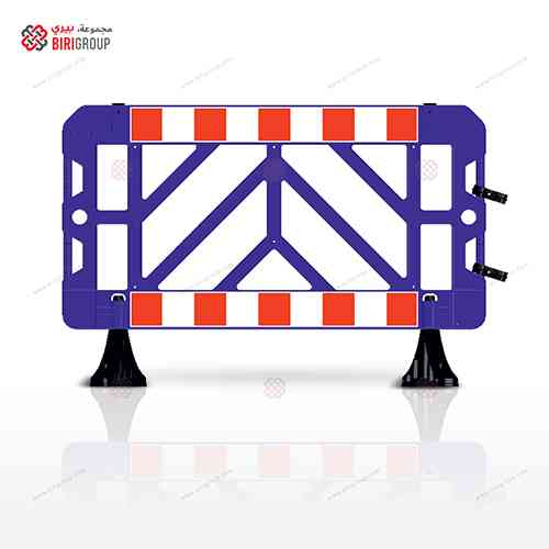 Safety Barricade 1500 X1000 Blue,حاجز حماية 1500×1000 ازرق