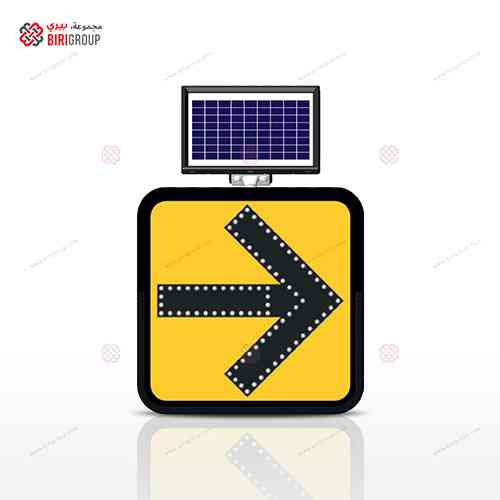 Permanent LED Road Signs