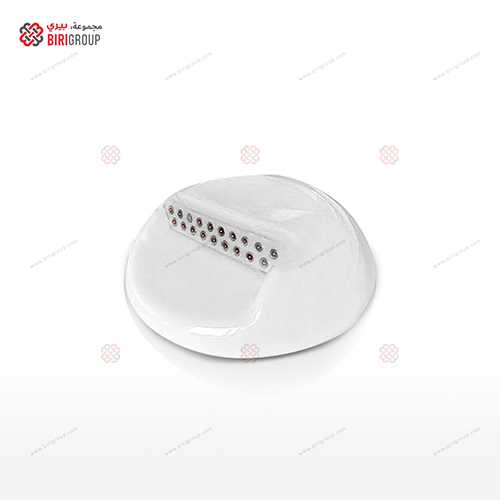 Ceramic Stud Reflector 10CM White|~~|
