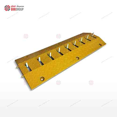 Spike Metal Speed Ramp 1 Meter