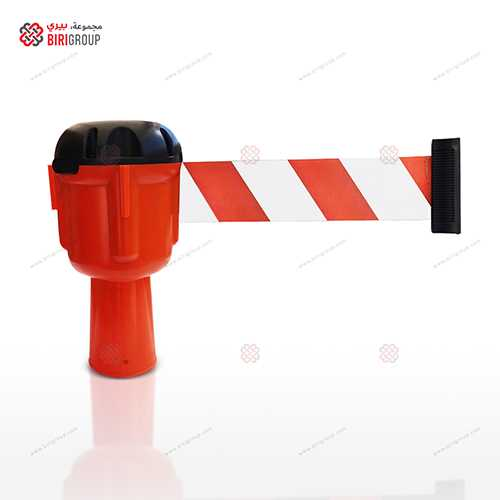 Cone Retractable Belt Red 9M