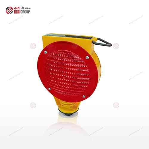 Solar Lamp Screw Type Red