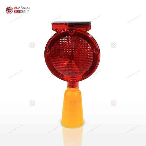 Solar Lamp Cone Red Big L