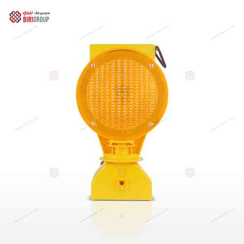 Solar Lamp Bolts Fix Bracket Orange