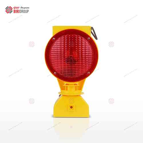 Solar Lamp Bolts Fix Bracket Red