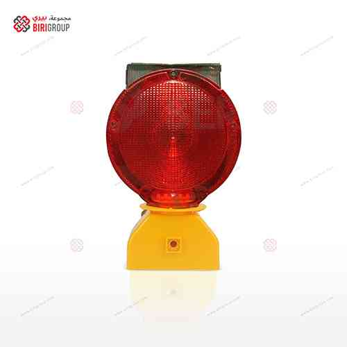 Solar Lamp Bracket Red