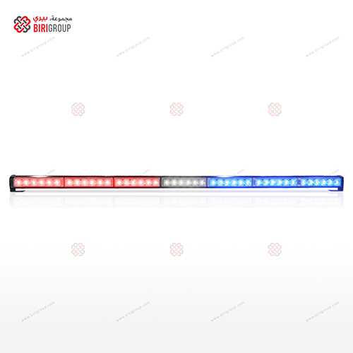 Strobe Light 105cm Red