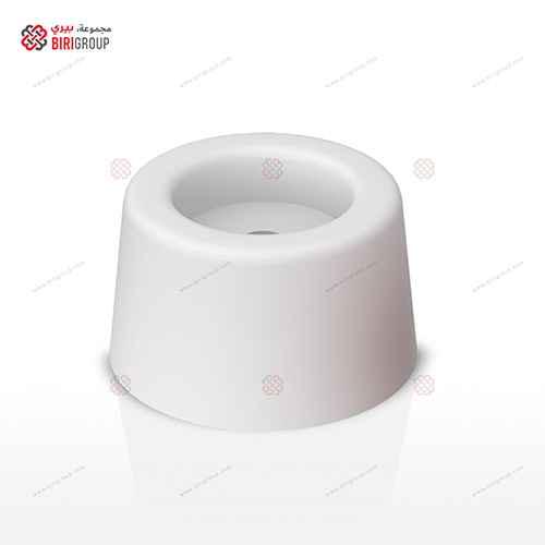 Door Stopper (6) 50Pcs/Box White,مانع اصطدام للباب 6مم 50قطعة بالصندوق ابيض