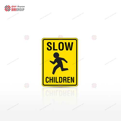 LED Warning Sign 60X80cm