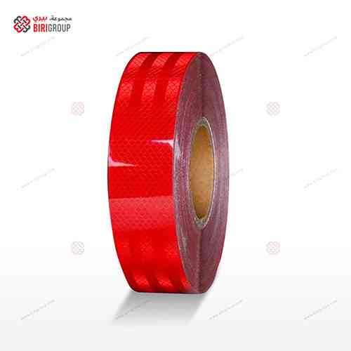 PVC Red Sheet 5cm X 25