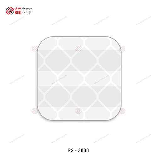 Acrylic Reflective White 1.22M X 45.7