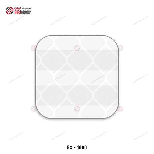 Acrylic Reflective White 1.22MX45.7 EGP