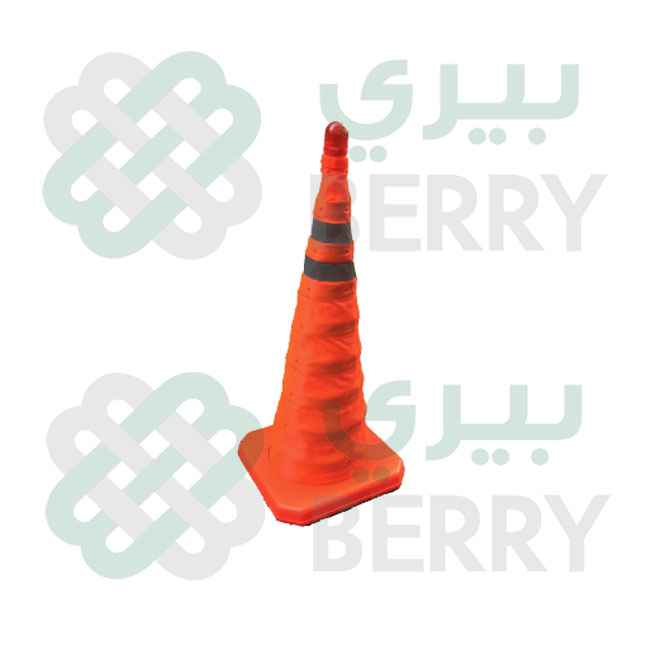 Foldable Cone 70 CM Red Light