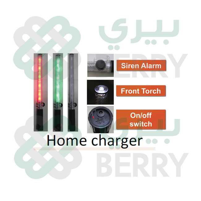 Traffic Baton R&G Rechargeable