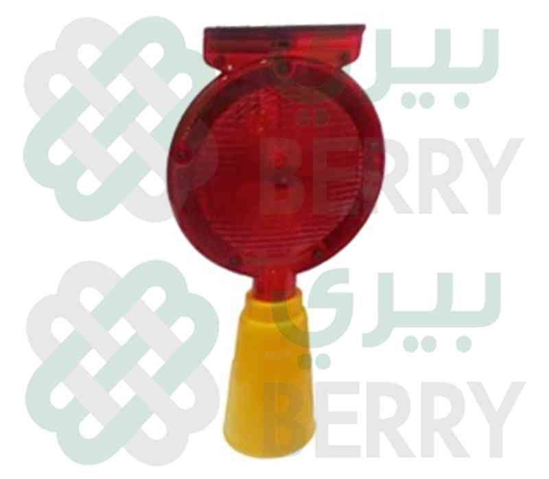 Solar Lamp Cone Red Big L