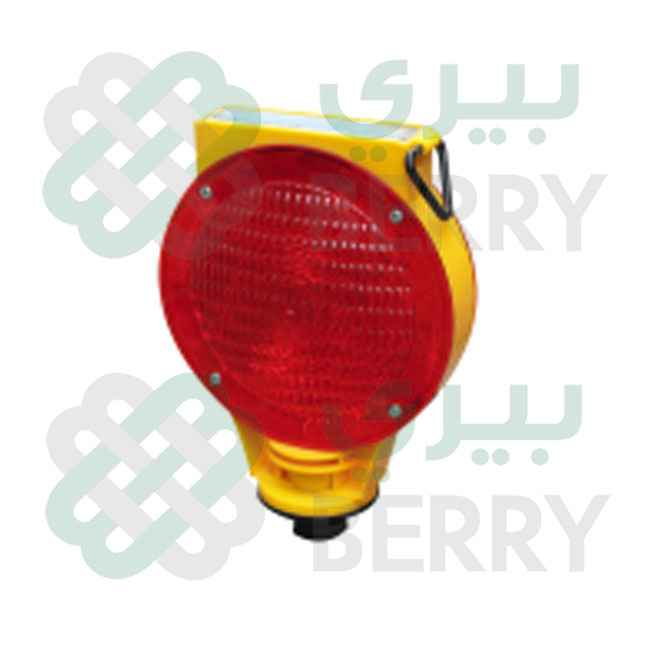 Solar Lamp Screw Type Red